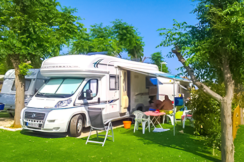 Camping Azahar Residencial