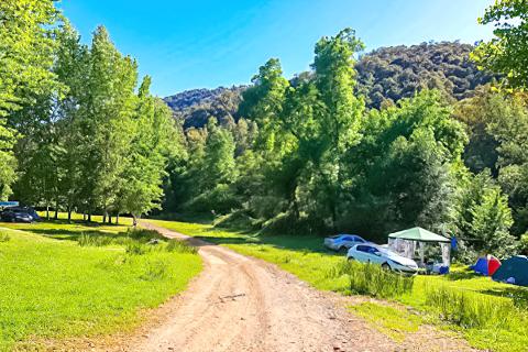 Camping Batán de las Monjas