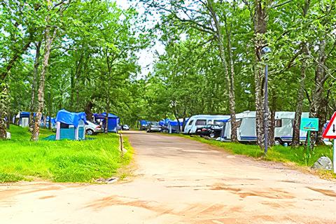 Camping el Folgoso