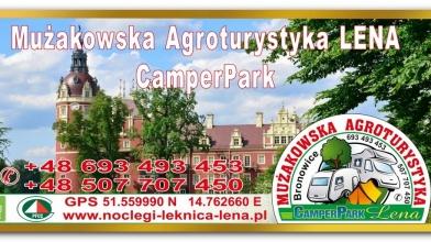 CamperPark LENA Łęknica/BRONOWICE