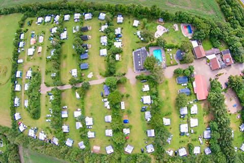 Tarm Camping