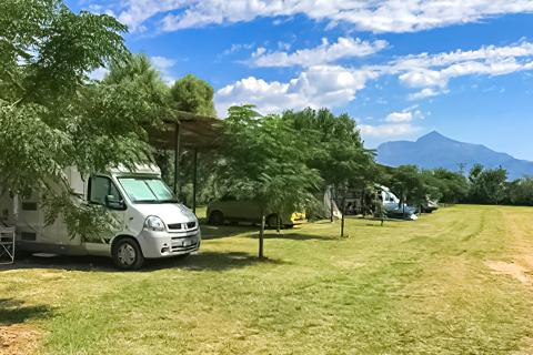 Camping Lake Shkodra Resort, Albania