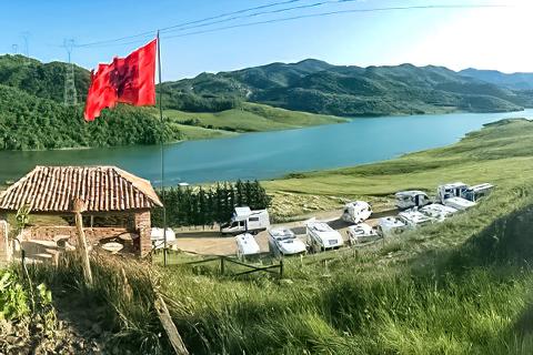 Camping Tirana (Albania)