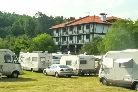 Camping Han Madona