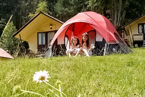 Na Zeleno + camping