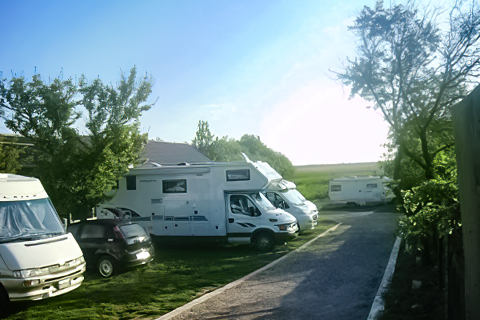 Camping Lac Murighiol