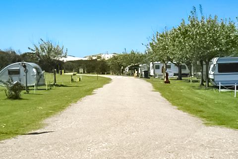 Parque de Campismo da Costa Nova