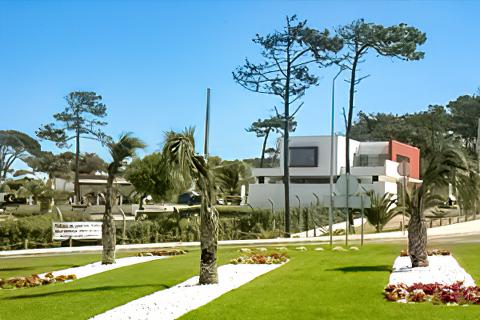 Parque de Campismo da Praia do Pedrógão