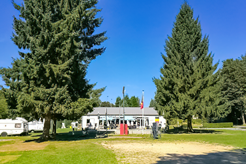 Camping Caravaning Club Brussels