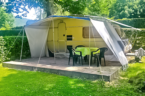 Camping Chalet Wee-kend