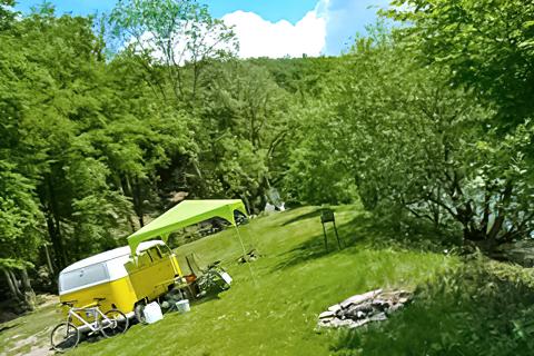 Camping Champ le Monde