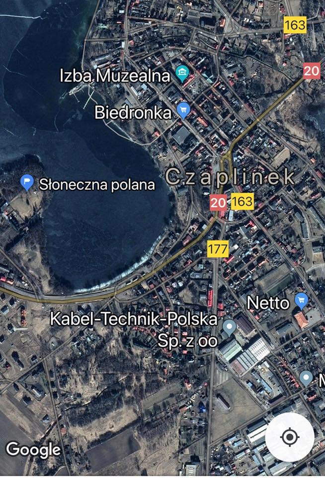 Camper Camping - Słoneczna Polana Czaplinek