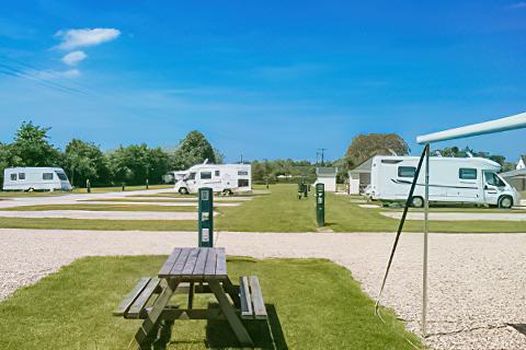 Cornish Farm Touring Park