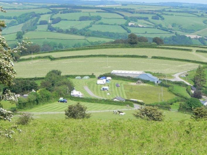 Halse Farm Caravan & Tent Park