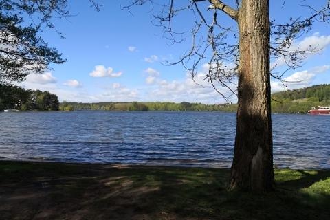 Kaszuby jezioro Raduńskie