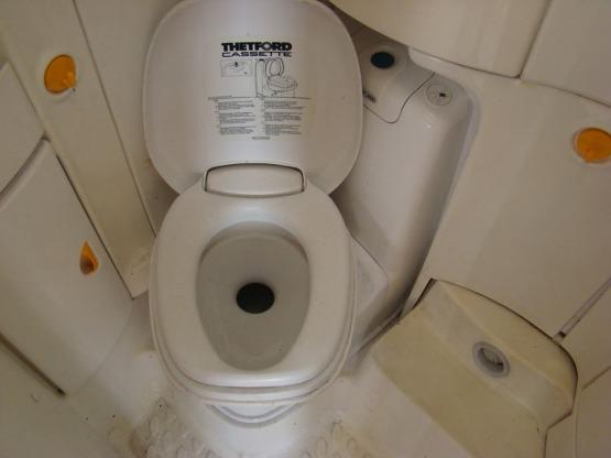 łazienka Od Przyczepy Kempingowej