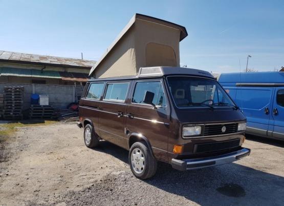Volkswagen California T3 rocznik 1985
