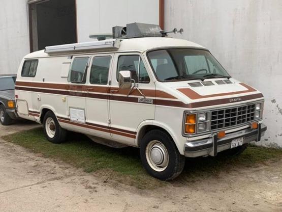 Dodge Camper