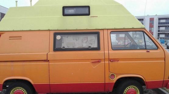 VW T3 kamper dla fana