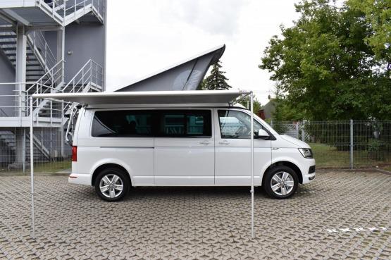 Volkswagen T6 r.2018 wersja long – zabudowa kamper flex - wynajem, Kraków