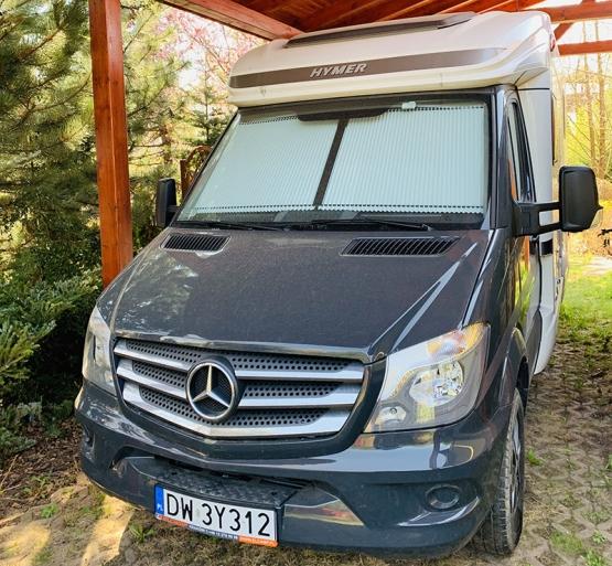 Mercedes Hymer 520 S