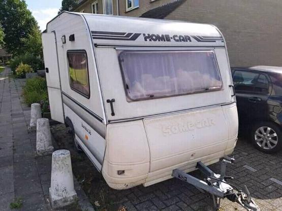 Przyczepa kempingowa Home Car 38