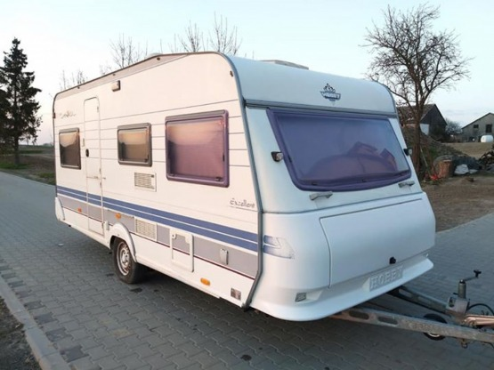 Hobby Excellent 470, 1998