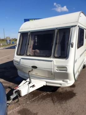 Kemping Coachman Oasis 5-osobowa z przedsionkiem
