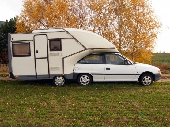 KAMPER 5 OSÓB Oryginał Opel Astra 1,7 Isuzu PILNE