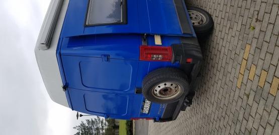 Peugeot Boxer kamper campervan camper camperbus