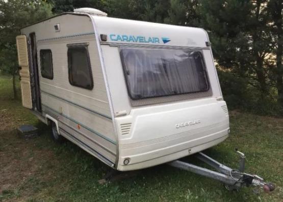 Przyczepa Caravelair 1994 rok