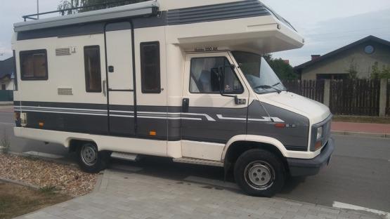 Fiat Ducato kamper camper