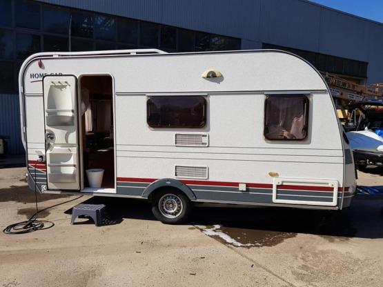 Przyczepa kempingowa Home-Car 446h DMC 1100kg