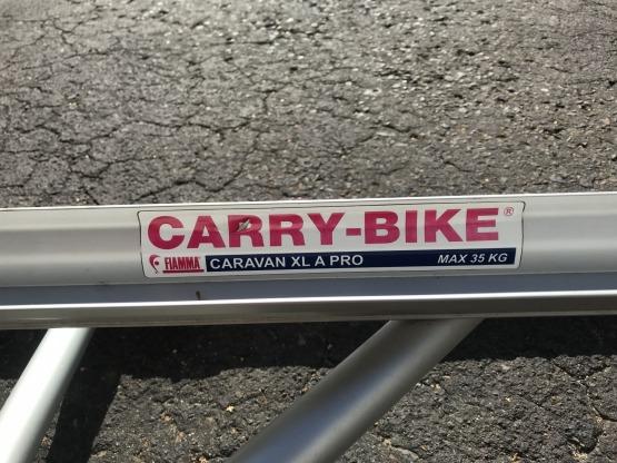 Fiamma Carry Bike . Bagażnik na rowery .