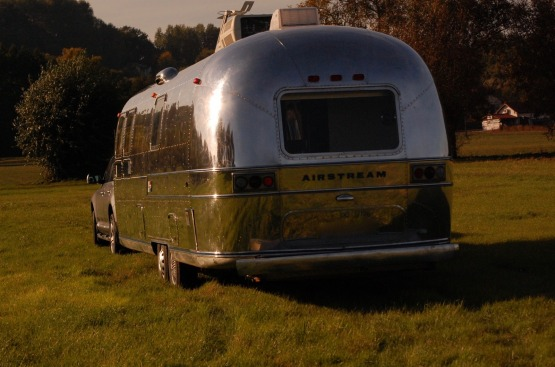 AIRSTREAM Sovereign 1972r