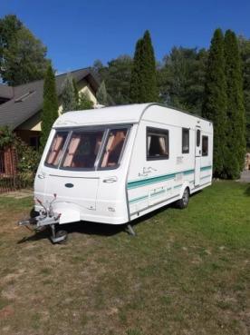Przyczepa Coachman Pastiche 500/5 + solar