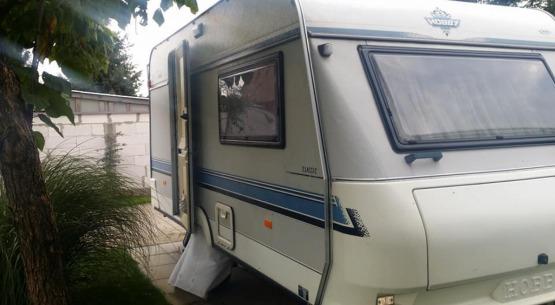 Sprzedam przyczepę campingowa Hobby Classic 425