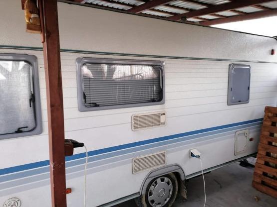 Przyczepa campingowa Adria Altea 502