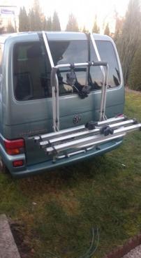 Bagażnik do VW T4 na 3 rowery Thule