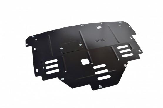 Peugeot Partner, Citroen Berlingo OSŁONA POD SILNIK stalowa płyta silnika chroni podwozie oslona + śruby