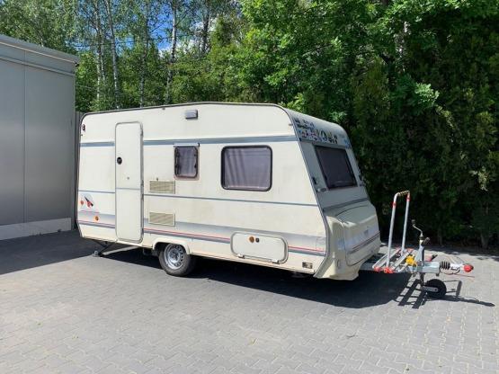 Przyczepa campingowa BURSTNER 3911