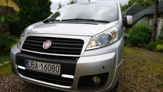 Fiat Scudo Panorama - Campervan
