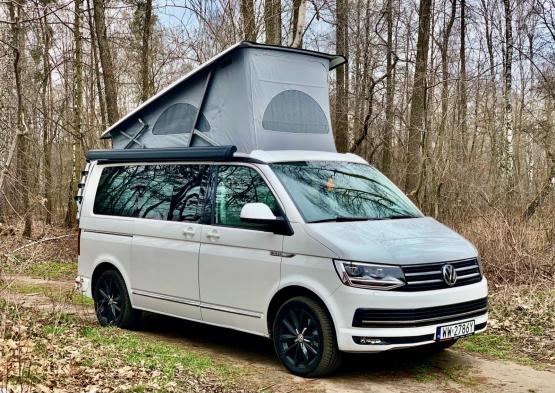 VW California 2019 do wynajęcia!!